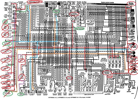 fantastic honda vfr wiring diagrams contemporary