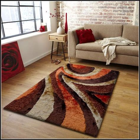 Burnt Orange Brown Area Rugs Burnt Orange And Brown Area Rugs Rugs Home Decorating Ideas M62aomwrwg