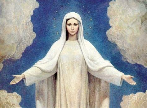 imagen de virgen maria reina maria reina de la paz virgencita nuestra pinterest