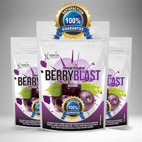 Detox Blast Buy by Weight Loss Diet Pills Acai Berry Slimming Detox Burn