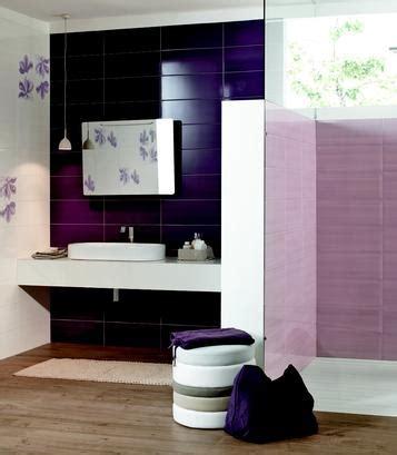 piastrelle viola piastrelle per bagno colore viola marazzi