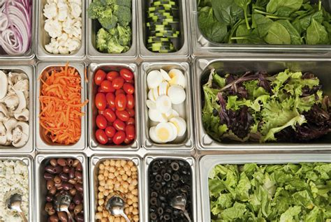 How To Navigate The Salad Bar Unhealthy Food Mistakes
