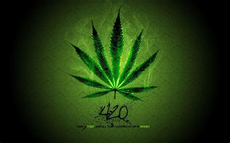 weed wallpapers desktop wallpaper cave