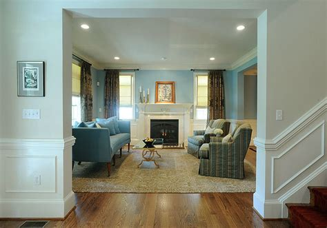chevy chase classic family home by dc interior designer
