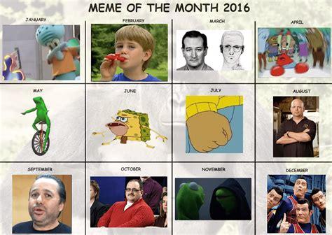 Meme Calendar - image gallery meme calendar 2016