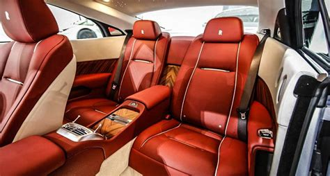 customized rolls royce interior rolls royce wraith with unique interior spotted at alain class