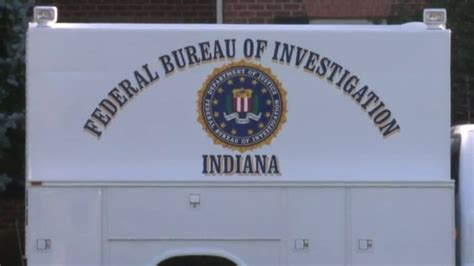 Lake County Indiana Warrant Search Fbi Indiana State Raid Offices Of Lake County Sheriff Cbs 4 Indianapolis News Weather Traffic And Sports Wttv