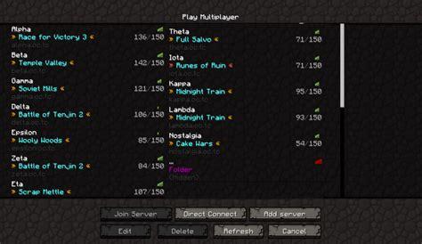 mods in minecraft list better server list mod requests ideas for mods