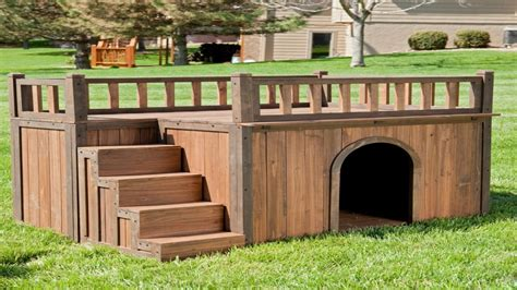 House Plans Garage Under Stair Case Dog House Big Dog House Designs Really Small