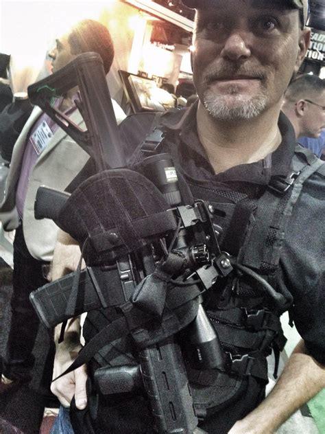 ar weapon retention system rig  firearm blog
