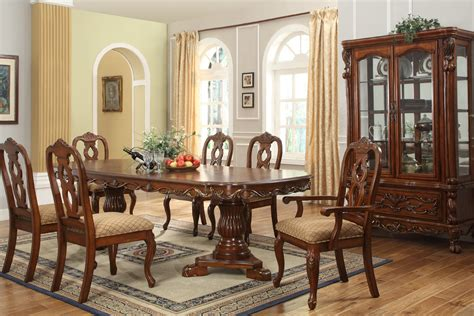How To Set A Formal Dining Room Table Broyhill Formal Dining Room Sets Alliancemv