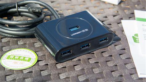 Ugreen Usb Hub 4 Port Usb 3 0 Turbo Speed Transfer Termurah Ugreen 4 Ports Speed Usb 3 0 Hub Adapter Mit Micro