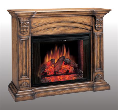 Fireplace Augusta Ga by Augusta Antique Oak Electric Fireplace 33 Inch Classic