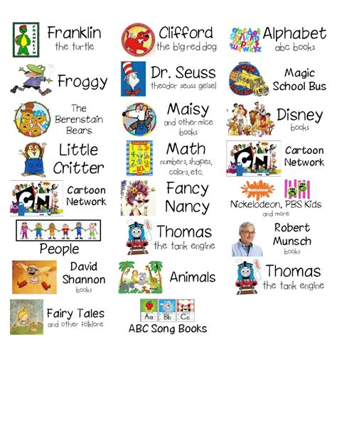 printable library labels book labels classroom pinterest
