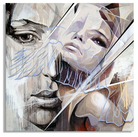 painting on canvas welcome to docblogs to the wire danny o connor doc sold lots of layery