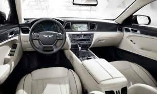 Hyundai Genesis Sedan Interior 2014 Hyundai Genesis Sedan Interior Dashboard Forcegt