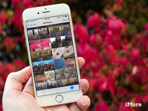 on phone how to set up icloud photo library on iphone and imore