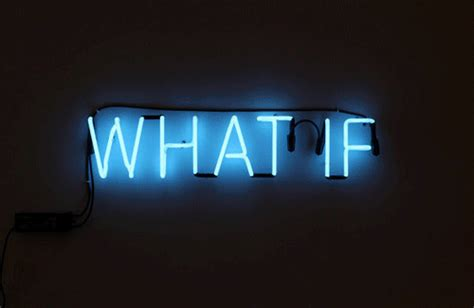 light up word signs neon light gif