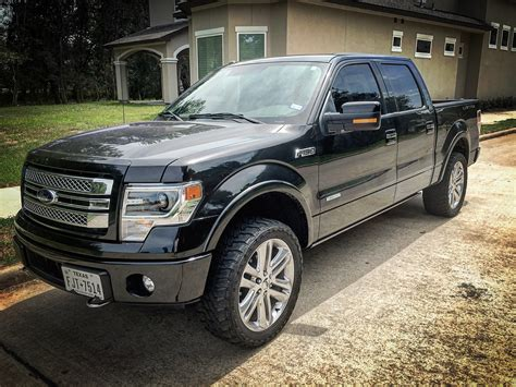 tires ford f150 truck 2013 f150 limited larger tires ford f150 forum