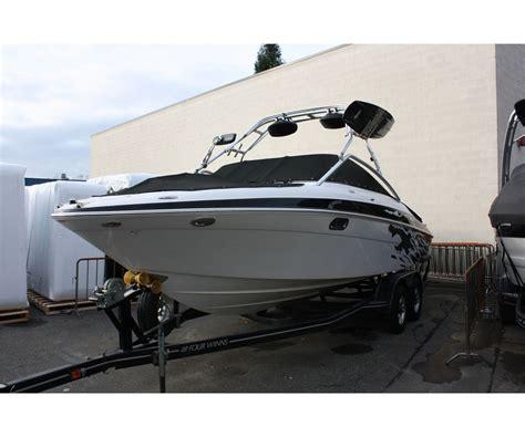hybrid fish and ski boats 2008 four winns 24 hybrid ski boat with gps fish finder