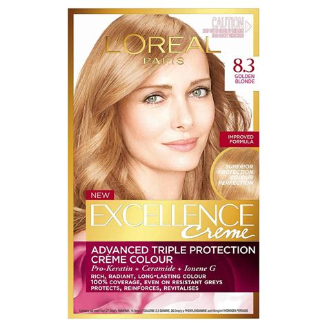 3 x l oreal excellence cr 232 me hair colour no 4 35 caramel brown ebay loreal chagne reviews loreal chagne reviews buy excellence cr 232 me 8 3