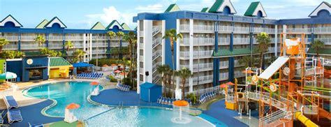 rooms in water kingdom inn resort orlando suites waterpark water park slides