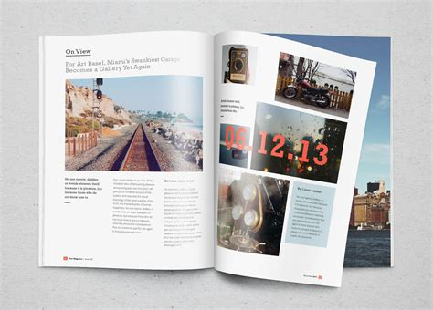 free magazine cover templates downloads magazine cover template