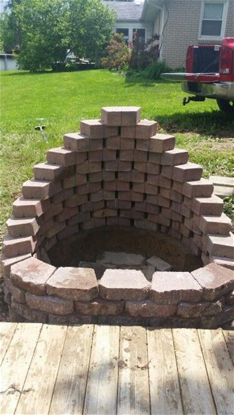 firepit blocks 25 beautiful retaining wall blocks ideas on