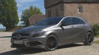 2014 mercedes a45 amg mountain grey