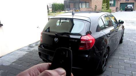 Bmw 1er Automatische Heckklappe by Heckklappe Automatisch 246 Ffnen Bmw 1er Per Fb