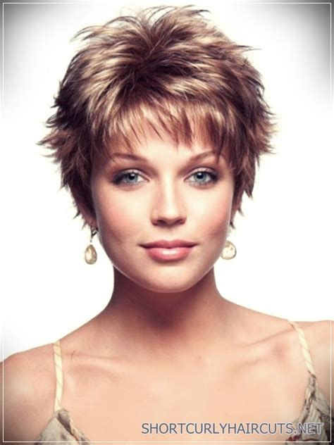 alluring short haircuts  thick hair short  curly
