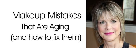 how to fix makeup mistakes for women over 50 todaycom live tv segment on am nw 6 aging makeup mistakes