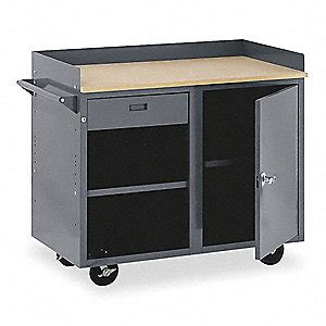 service bench com grainger approved mobile service bench 42 in w 24 in l