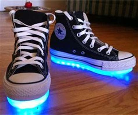 converse light up shoes 20 awesome gadgets and accessories that actually exist