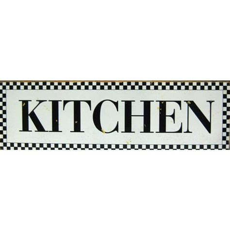 Metal Kitchen Signs by Modelo De La Carrocer 237 A Tin Signs For Kitchen