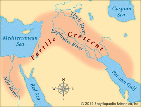 fertile crescent map unit 3 northern africa and the middle east mr washbond s website