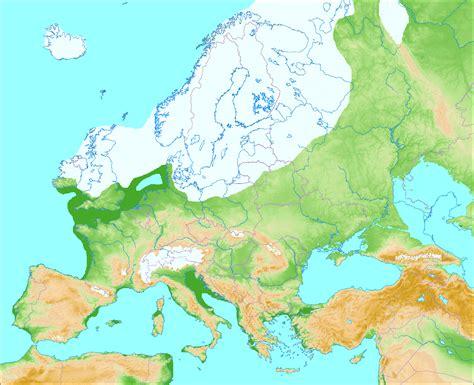 map of america 12000 years ago weichselian glaciation wikiwand
