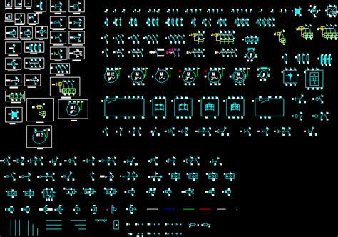 planos de plantillas y simbolos electricos en s 237 mbolos