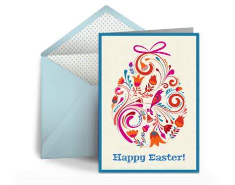 design free ecard send an easter ecard to loved ones
