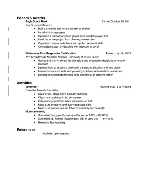 max s goldberg resume july 2015