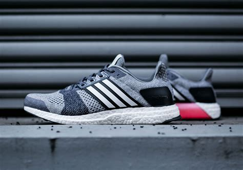 adidas ultra boost st grey navy pink sneakernews