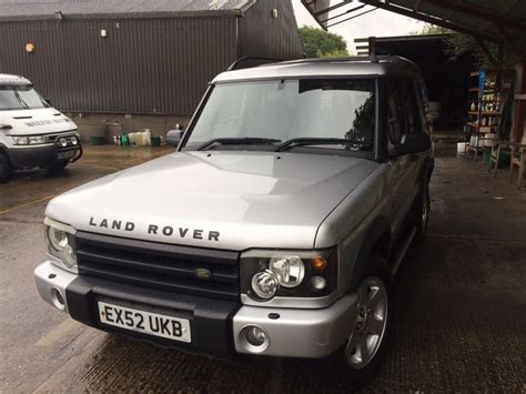 land rover discovery diesel used land rover discovery td5 es 7 seater diesel for