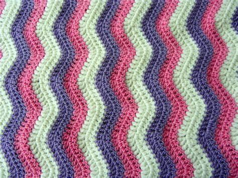 free easy ripple crochet baby blanket pattern my crochet free easy ripple crochet baby blanket pattern manet for