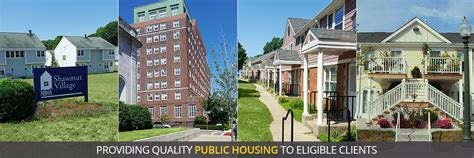 New Housing Authority by New Bedford Ma New Bedford Housing Authority