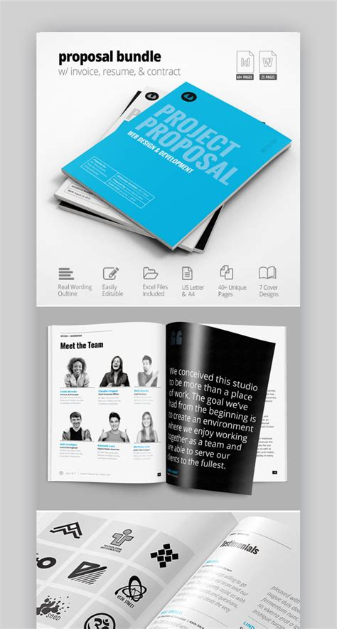 18 professional business project proposal templates for 2018 18 professional business project proposal templates for 2018