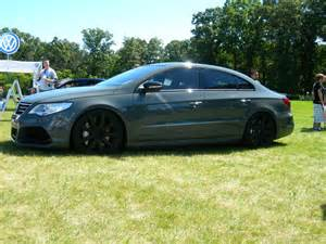 Gray Or Grey Color volkswagen cc rides amp styling