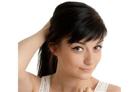 slanted fringe style i need something that still looks good when i have my hair