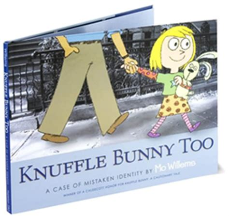 knuffle bunny too a knuffle bunny too a case of mistaken identity by mo willems nephew and niece gifts