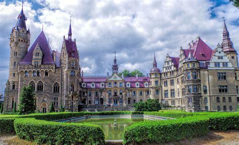 Portland Home Interiors zamek z bajki czyli zamek w mosznej dobra polska szko a