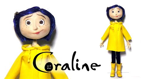 posable doll tutorial coraline inspired poseable doll polymer clay tutorial